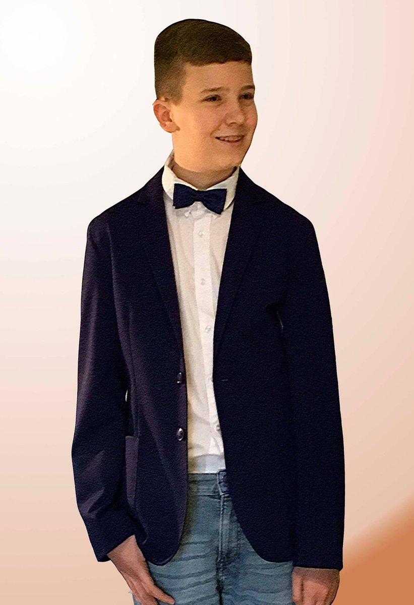 Erstkommunion Blazer Anzug junior b Jungenanzug Kommunionanzug Anzug f/ür Jungs Kinderanzug
