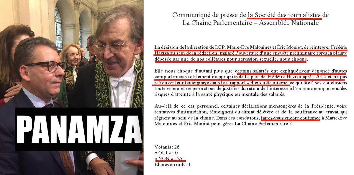 Haziza de retour à LCP : ses collègues se révoltent