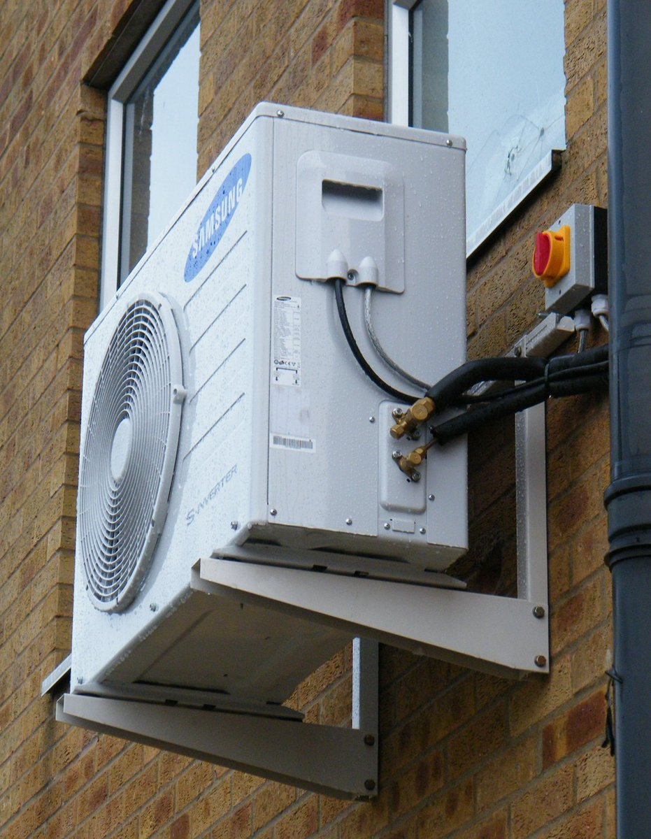 Pumphouse On Twitter Range Of Brackets Available With Or Without A Pump House Wiring Wall Mounted Outdoor Condensing Units And Air Source Heat Pumps Http Pumphcouk Product Category Conditioning