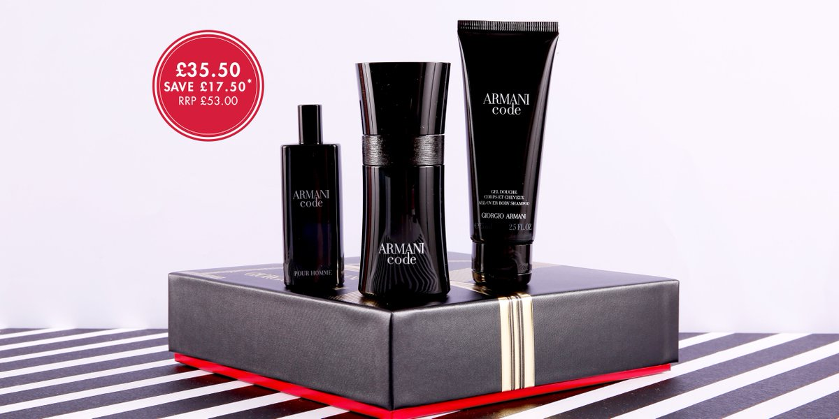 The Perfume TwitterSave Armani Code £17 This Shop For Men On F3u1JTlKc