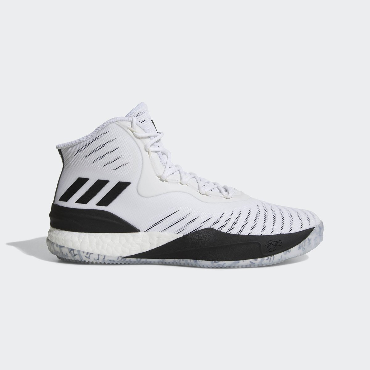 super popular c8aaf 519bc ... switzerland weartesters on twitter the adidas d rose 8 surfaces in two  new colorways t. ...