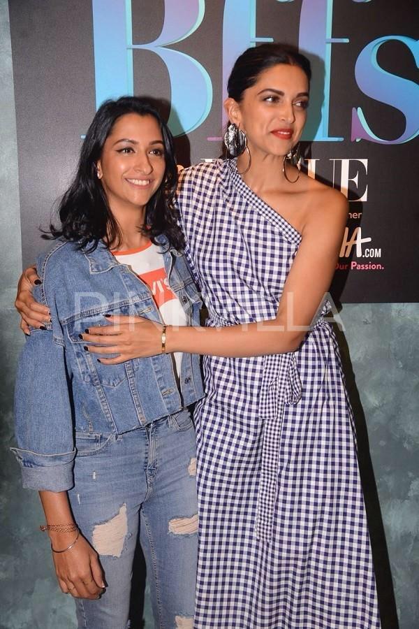 Deepika Padukone On Vogue Bffs With Anisha