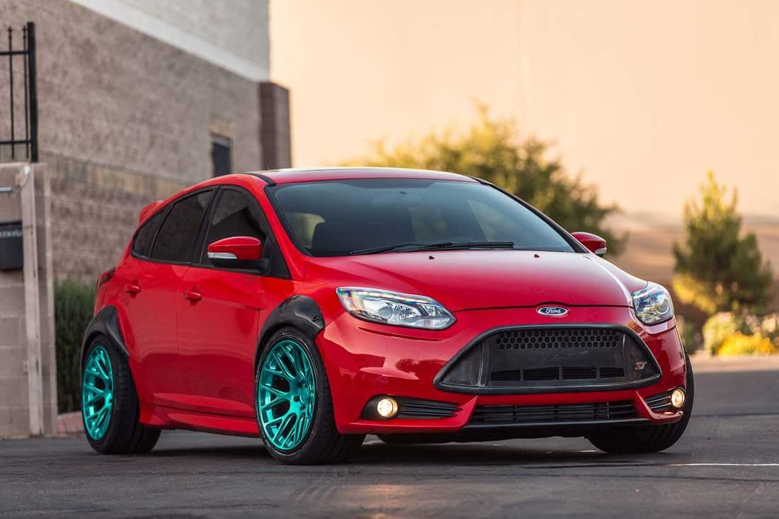 Custom Focus St >> 101modifiedcars On Twitter Ford Focus St Custom Modified