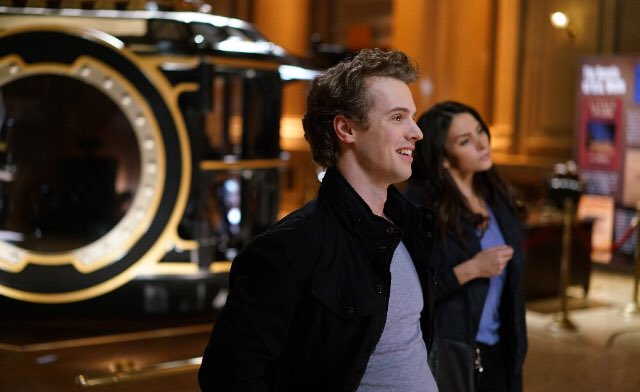 Happy birthday Freddie Stroma   Gosh I miss Time after Time and I hate abc