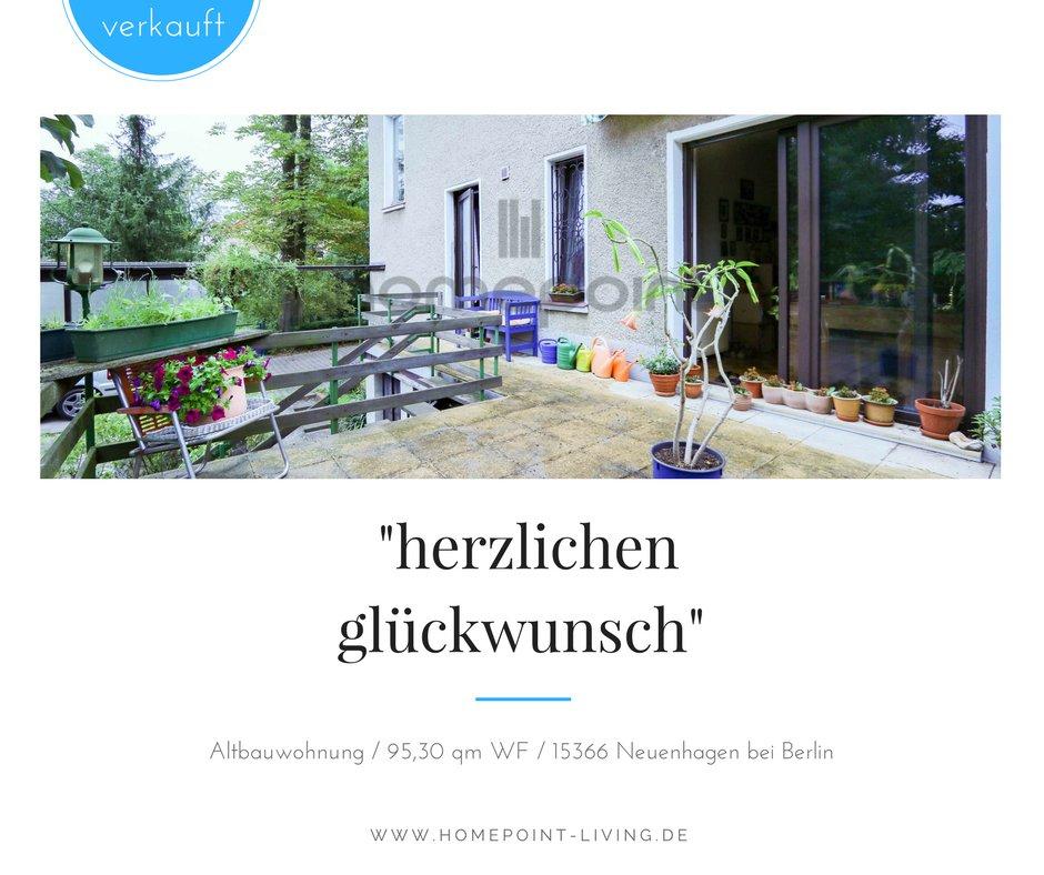 Homepoint Living On Twitter Verkauft Altbau Wohnung Neuenhagen