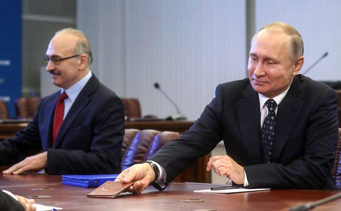В Петербурге умудрились вмазать по выборам Путина › Статьи ...