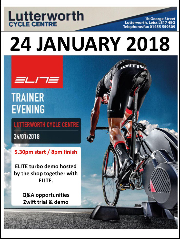 Lutterworth Cycles on Twitter: