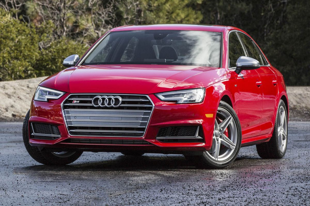 Bloomberg On Twitter The Audi S Is A Perfectly Good Car If - Is audi a good car