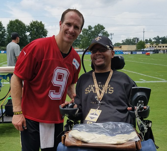 Let\s Wish Our Future Hall of Famer Drew Brees Happy Birthday & Who Dat!!!