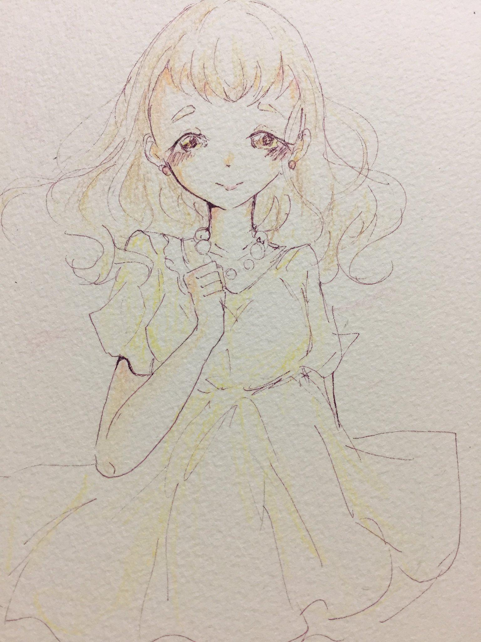 くまくら/プリキュア(あおひま) (@KumakuraCo)さんのイラスト