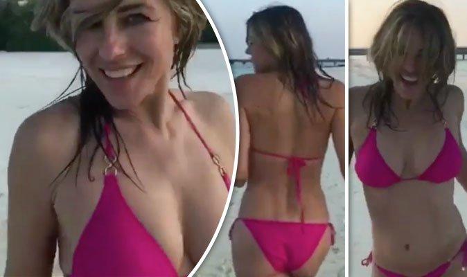 Elizabeth hurley ass