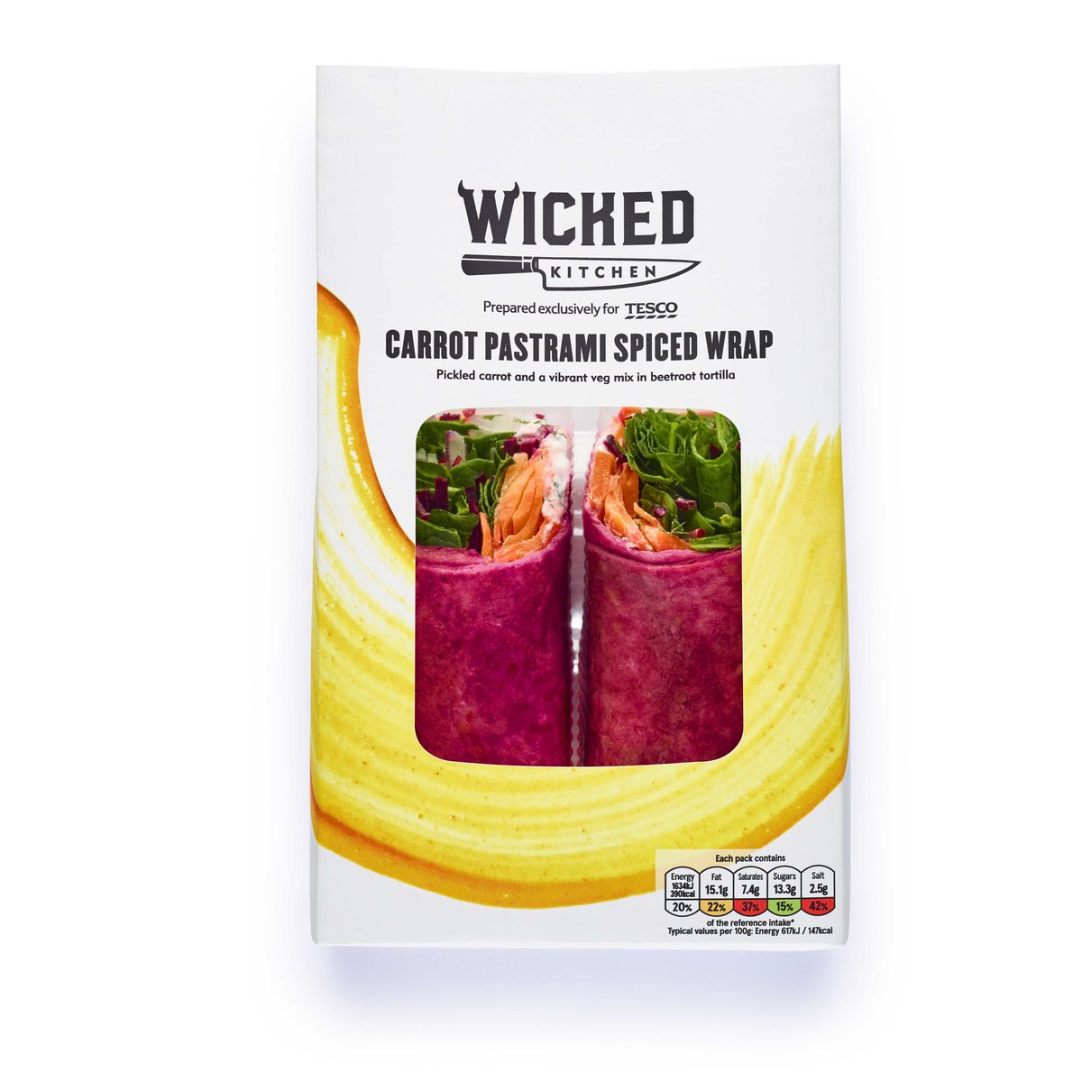 veggie magazine on twitter whos spotted tescos latest vegan range wicked kitchen which launched nationwide today weve been tucking in already and - Wicked Kitchen