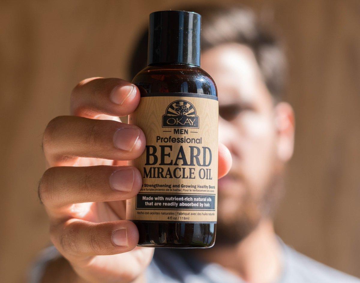 a4ec9cc1f86f Shop Now  http   www.okaypurenaturals.com beard-miracle-oil-for-men-4oz-118ml   …  okay  okaypurenaturals  men  beard  beardcare  beardgrowth ...