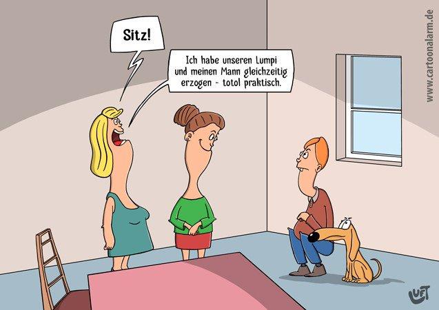 Thomas Luft on Twitter: #erziehung #cartoon #mann #frau #