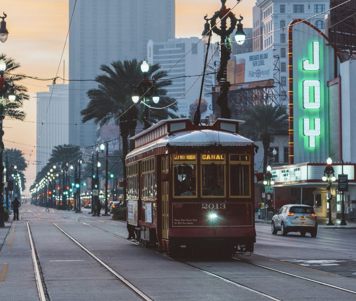 b57a83bdc The  RobbReport has placed New Orleans on its exclusive list of the best  places to travel in February  http   bit.ly 2CECTDq  OneTimeInNOLApic. twitter.com  ...