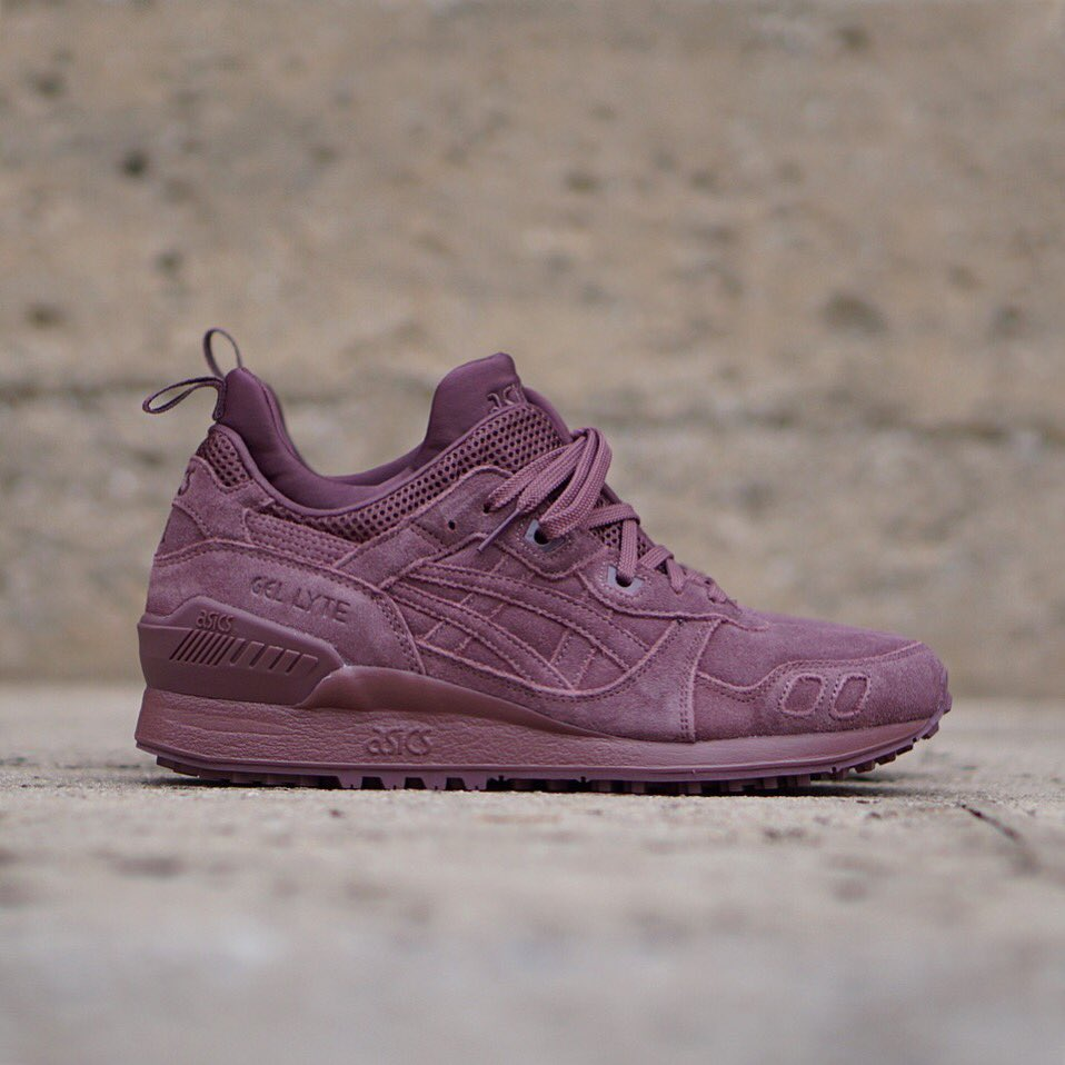 "4c4f8b935682 Asics Gel-Lyte MT ""Wine"" Now Available InStore   Online  asics  gellytemt   gellyte  asicsgelpic.twitter.com EyFyL6jNx3 – at Fresh Rags"