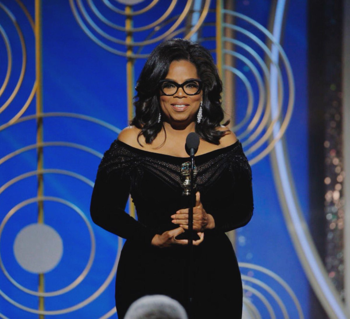 I'm with her! #Oprah2020 #TimesUp https:...