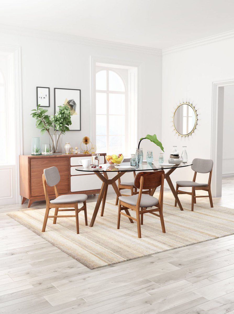 Peachy Zuo Modern On Twitter Zuo Buena Vista Dining Table Is Dailytribune Chair Design For Home Dailytribuneorg