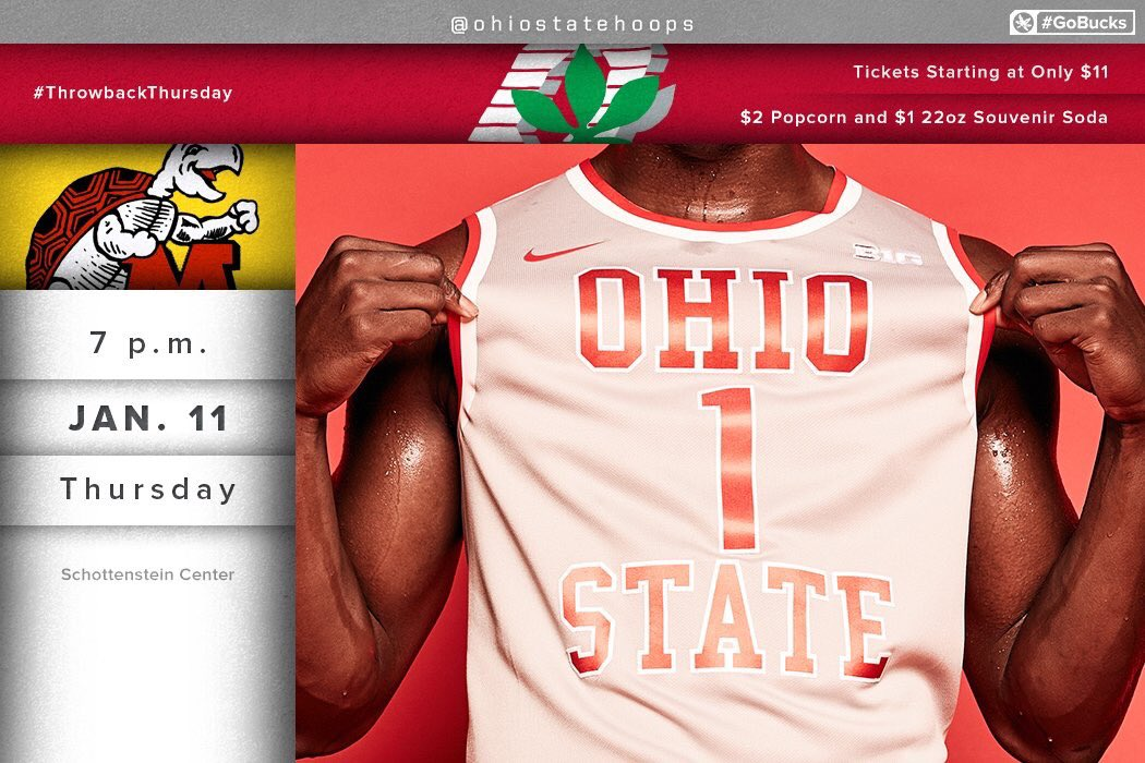 College and Rec League Hoops News  Looks like Ohio State will wear grey ... 1fbbfb80b