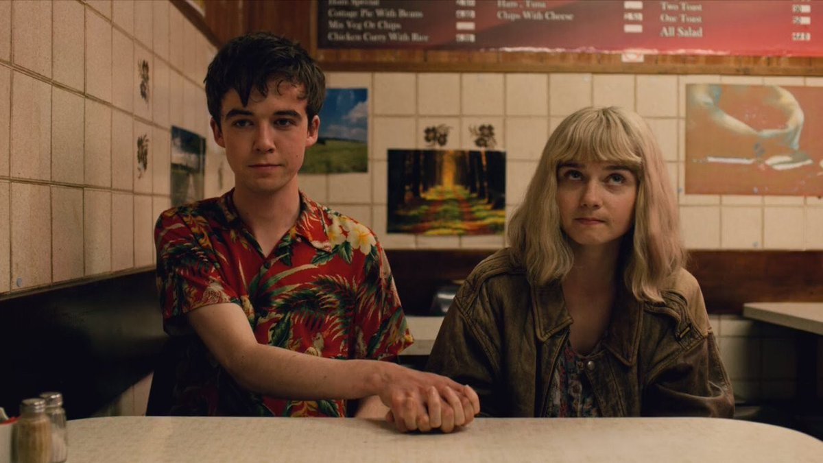Resultado de imagen para the end of the f***ing world