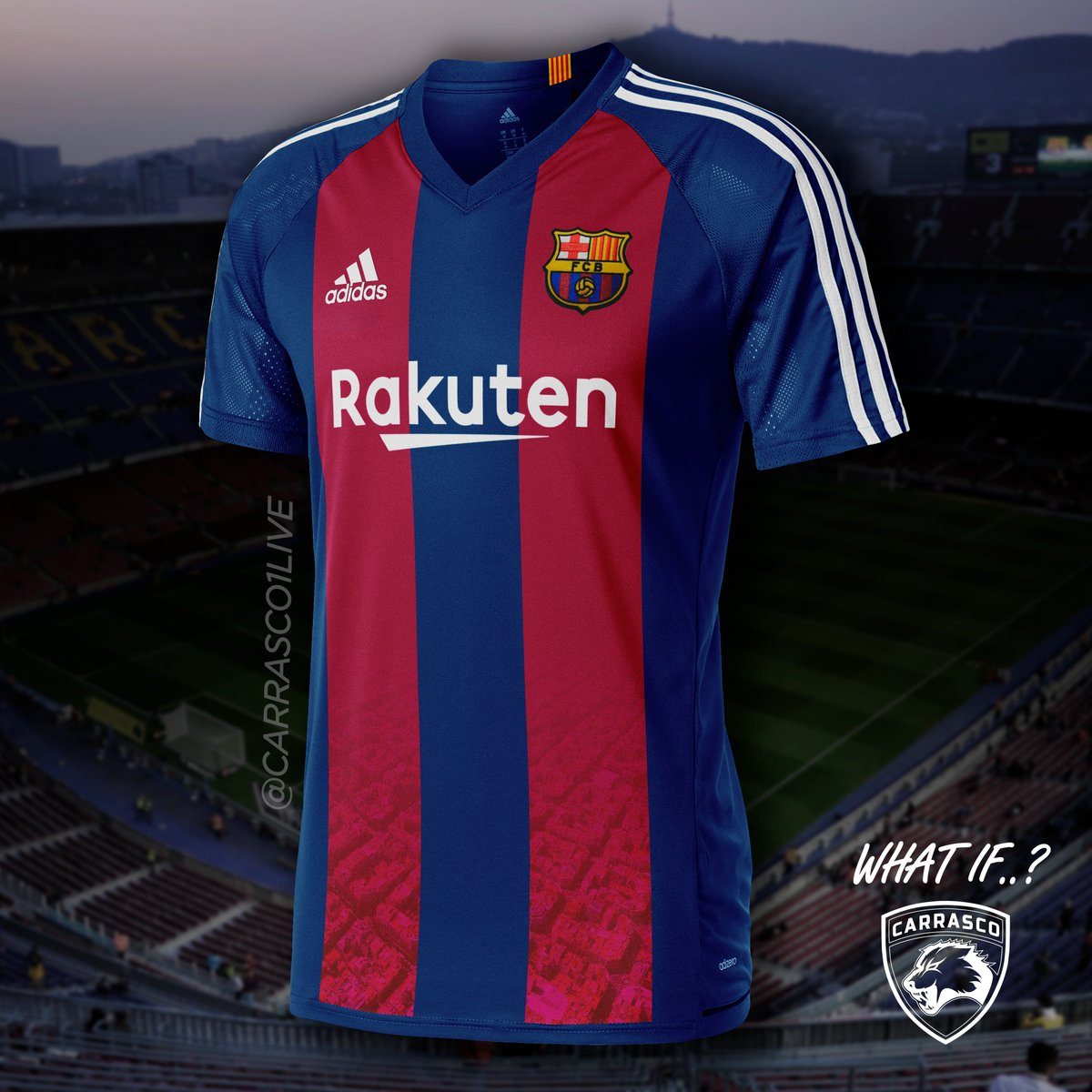 Jose Carrasco Auf Twitter Comienzo Mi Serie What If La Liga Nike Adidas Fc Barcelona Adidas Concept Https T Co Lu3hbozmq4 Mockup By Casakeros Https T Co 46njrnxw81