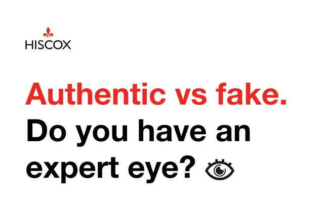 Can you really tell the difference between a real and a fake? https://t.co/k5hUS2BCBq https://t.co/yaofahlrjy
