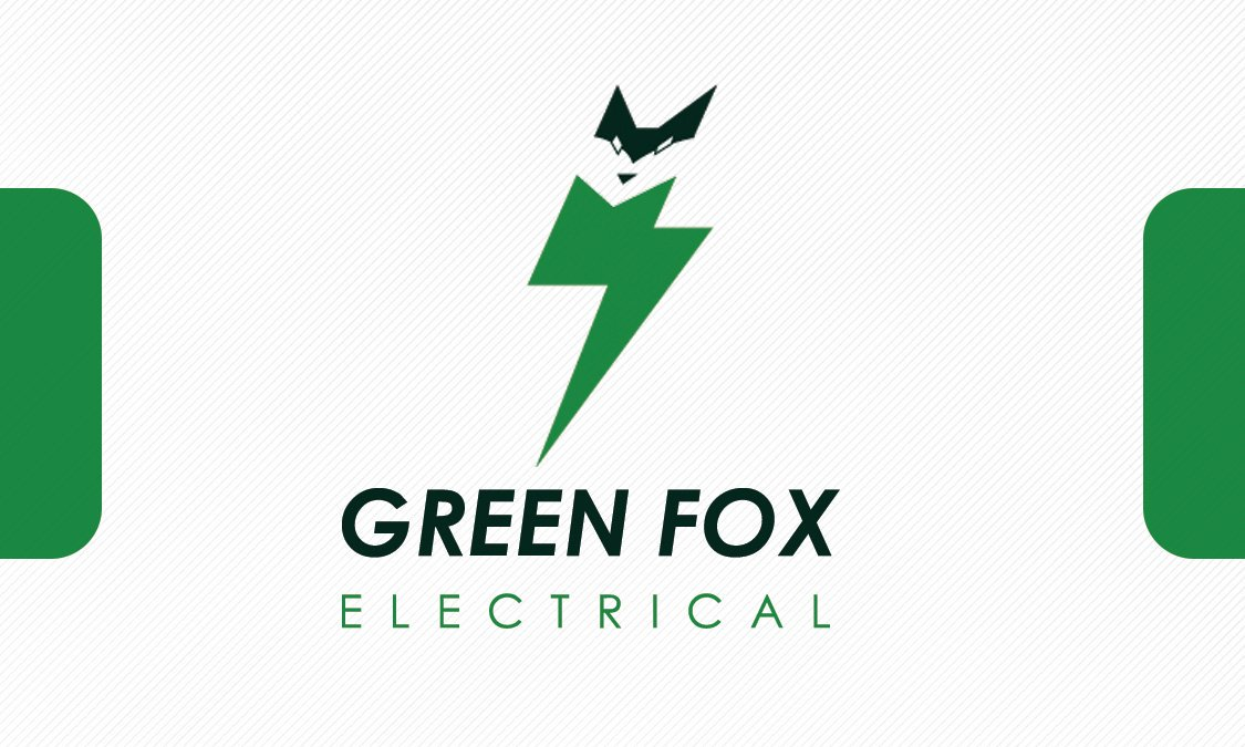 Elsharkawy on twitter green fox electrical logo design 1113 am 8 jan 2018 colourmoves