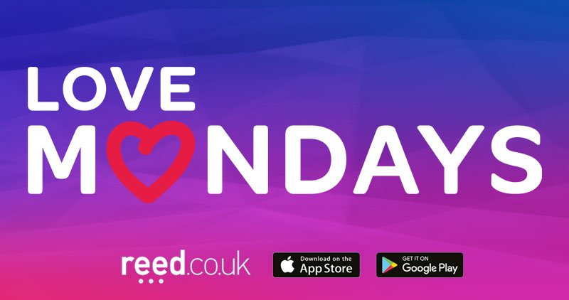 Reed Co Uk On Twitter Lost That Loving Feeling 280 266 Better Positions Available Now Https T Co 5dj68ulrjo Mondaymotivation Lovemondays Https T Co Xpxuiyr8ve