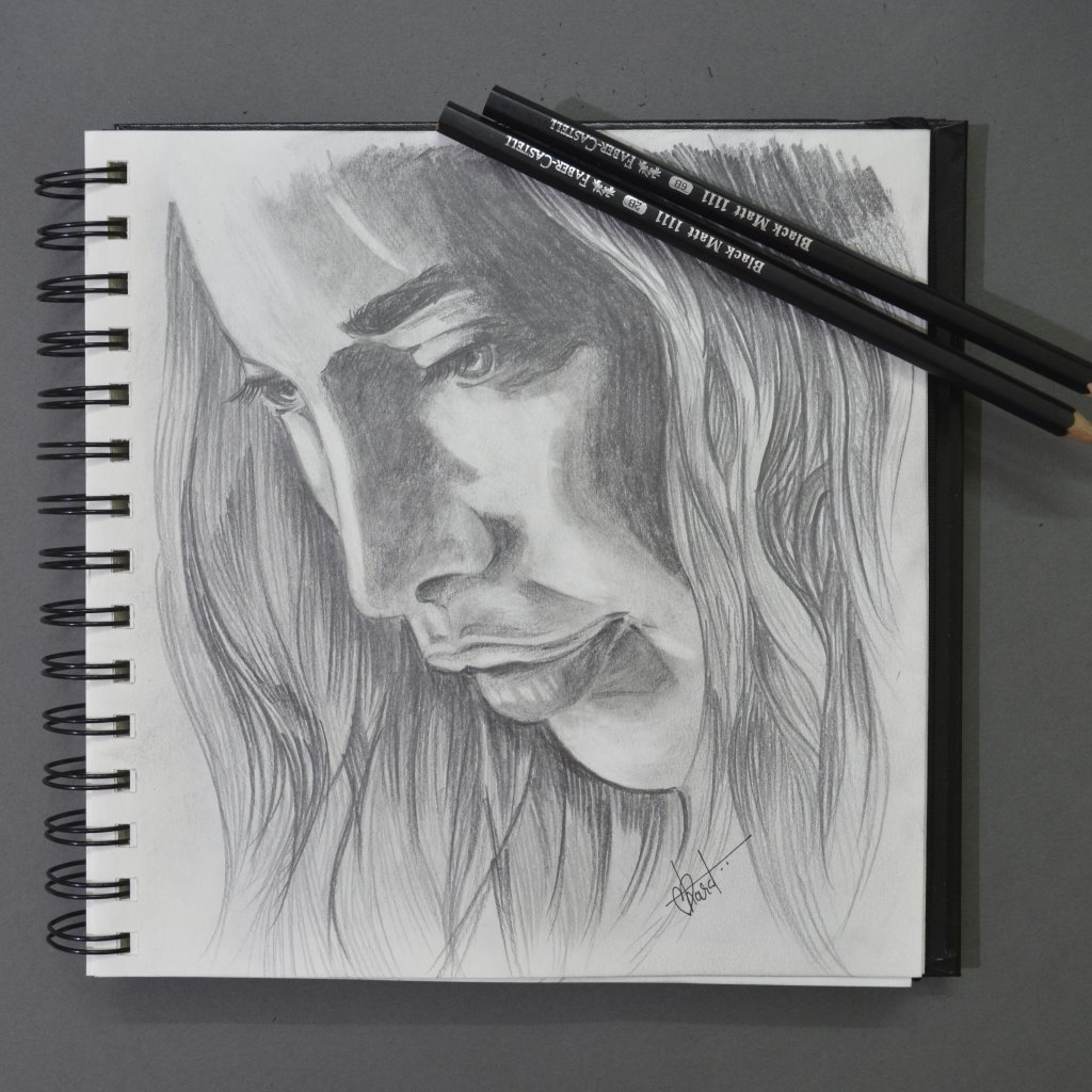 pencil art drawings