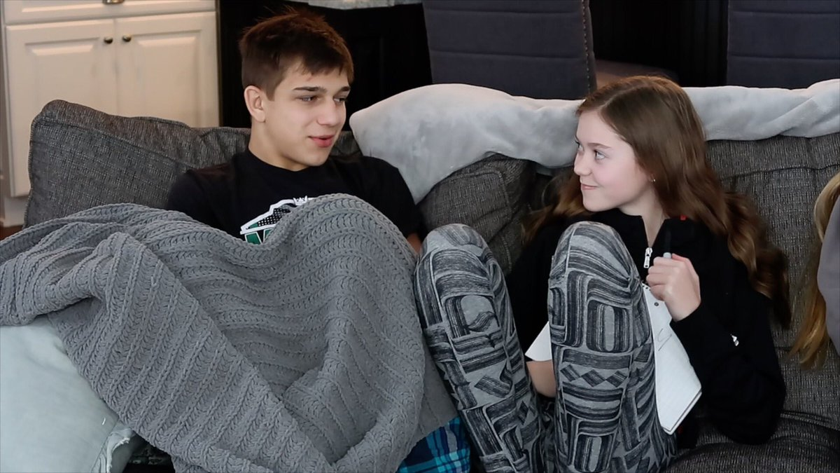 Our Family Nest On Twitter The Boys First Couples Challenge With