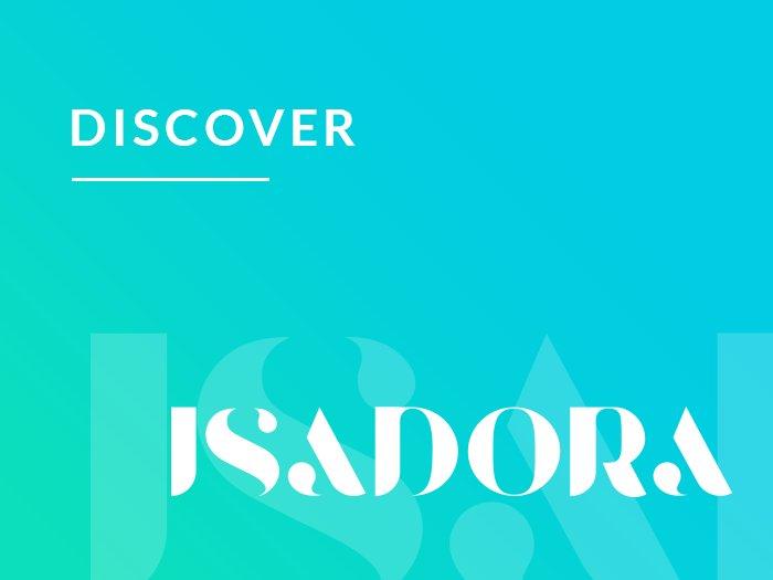 Isadora Agency (@Isadoraagency) | Twitter