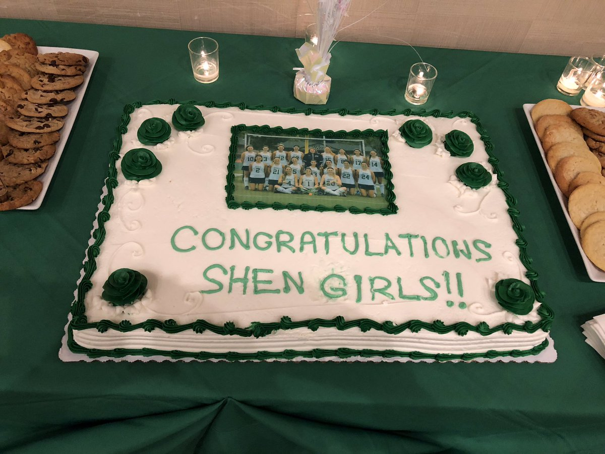 Shen Field Hockey On Twitter Congrats To Our 2017 Shen Varsity