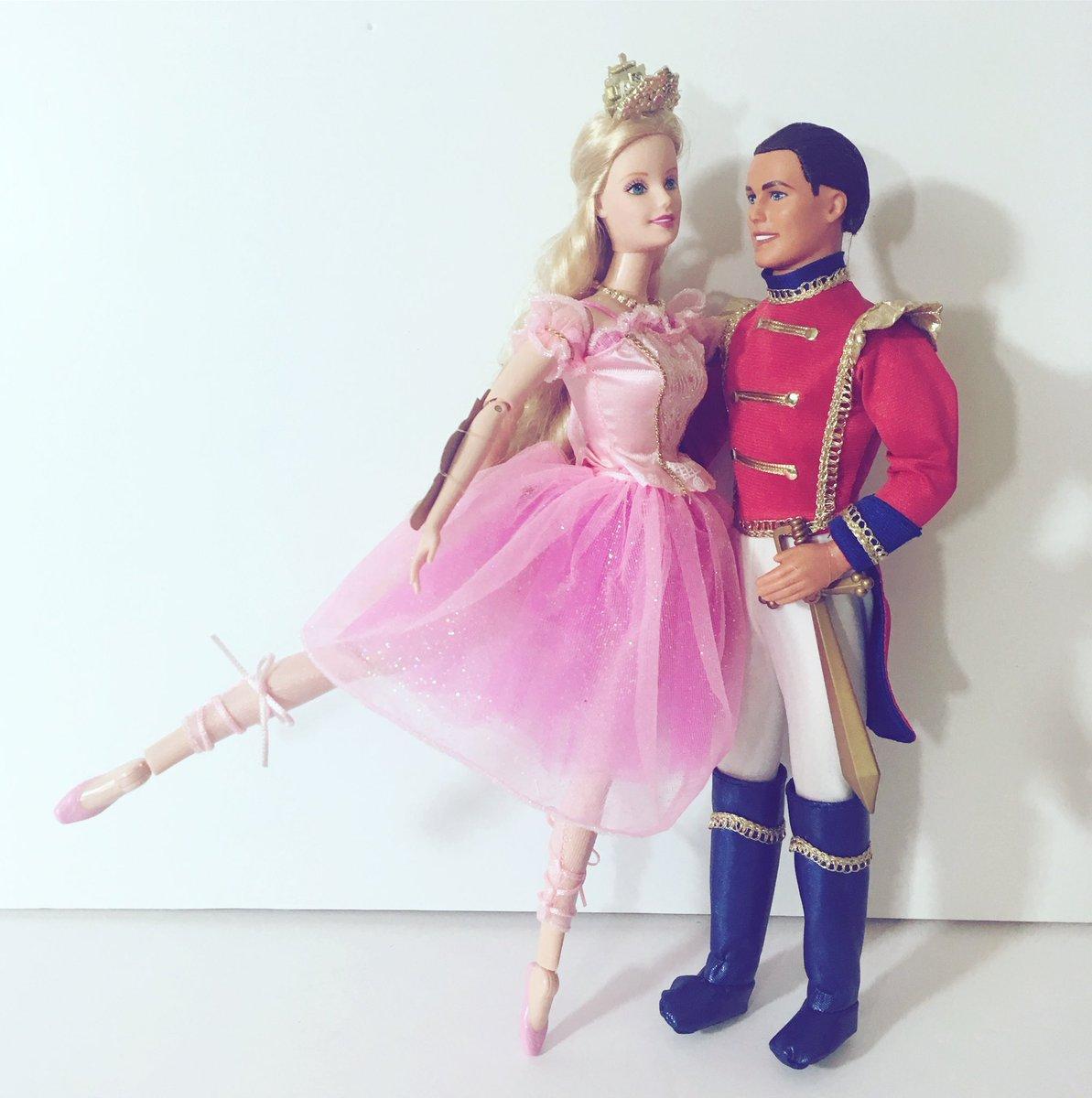 Beauty Inside A Box On Twitter Watch My Barbie In The Nutcracker