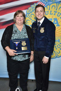 FFA Honorary American Degree Awarded - https://t.co/NwFZjD34eD the recent National FFA Convention in Indianapolis... https://t.co/i202BLu1Wm