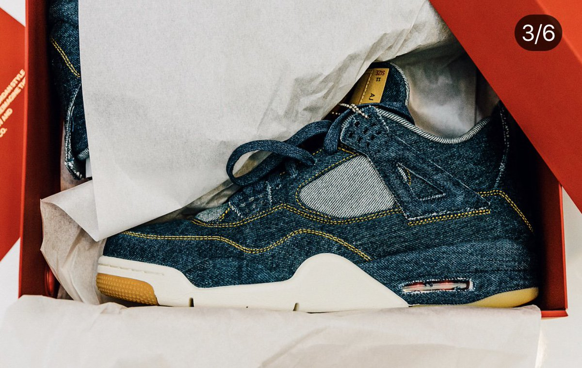 816bc4c084b1d2 Includes Limited Edition Trucker Jean Jacket and Jordan Retro IV LTD Model  with full indigo denim upper and premium brown leather detailing.