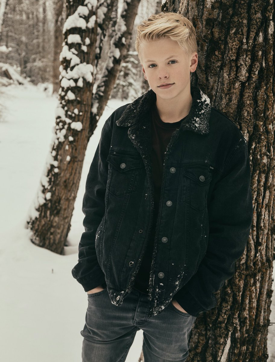 Who is carson lueders dating 2018