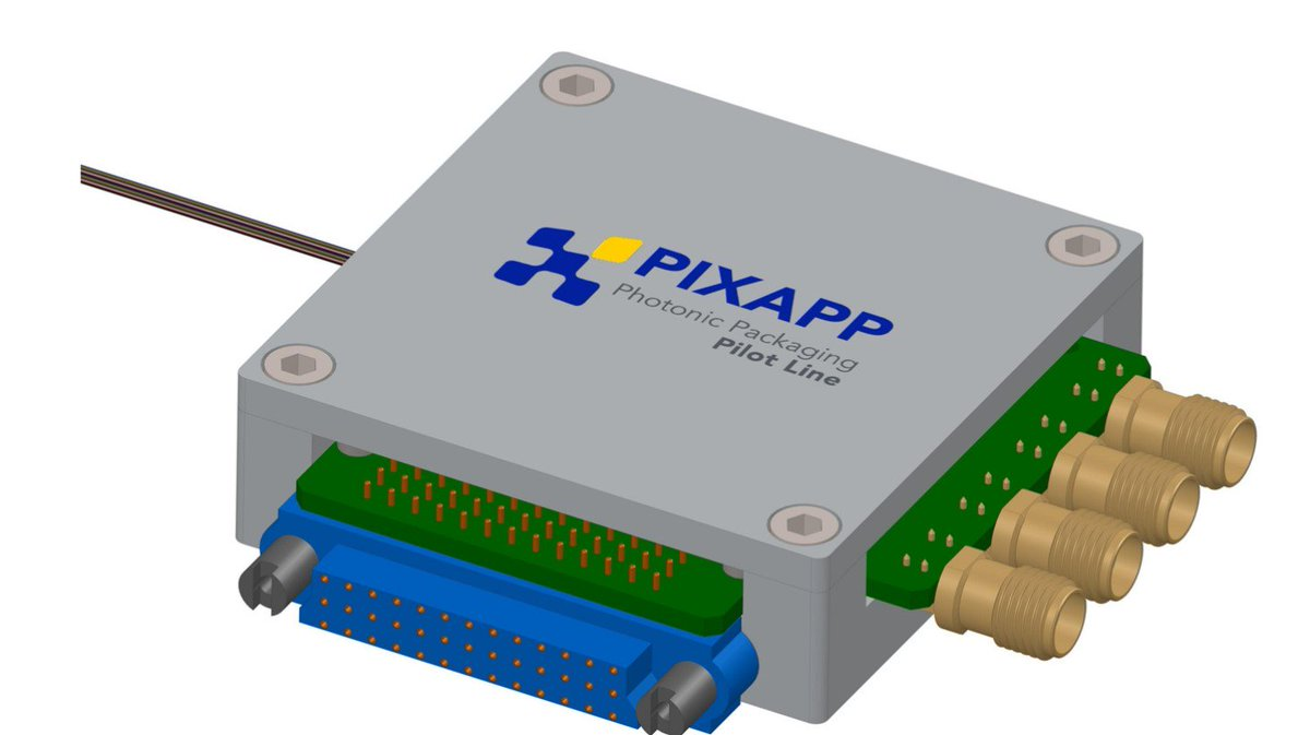 Pixapp Pilot Line On Twitter Follow The New Linkedin Group To Find What Is An Integrated Circuit 18 Photonic Circuits Assembly Packaging And Test Https Linkedincom Groups 12075991 Open Forum For Discussion Of Manufacturing