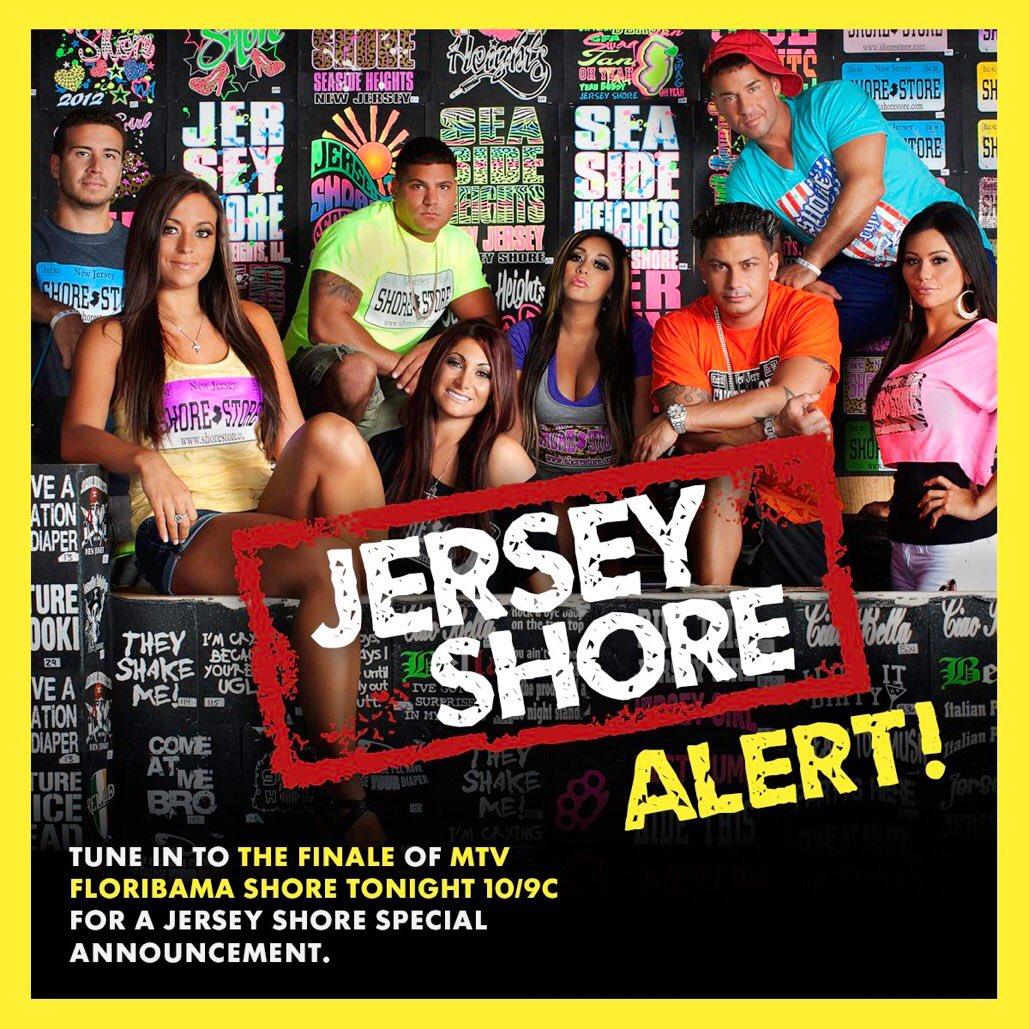 Jersey Shore Update https://t.co/dD5oXZedqA