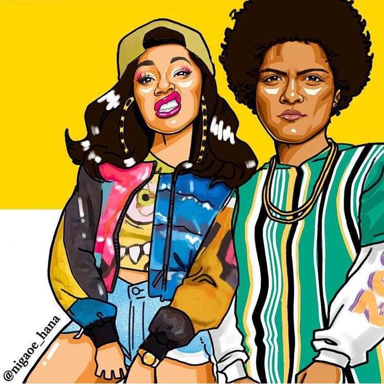B Art: Look At This Art! 👏👏👏👏 Killin It!thank You!!! #finesse