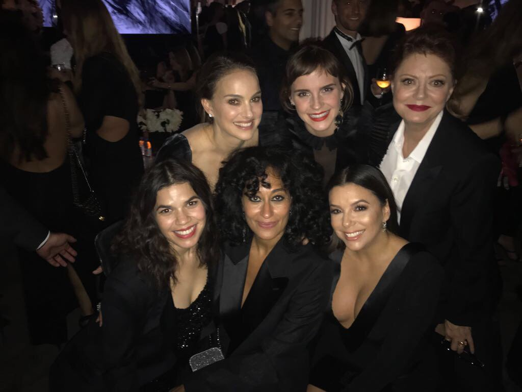 And I'm beaming. Love these ladies! #TIMESUP https://t.co/yiXlNC09r4