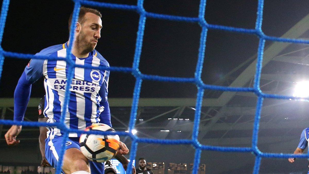 Video: Brighton & Hove Albion vs Crystal Palace