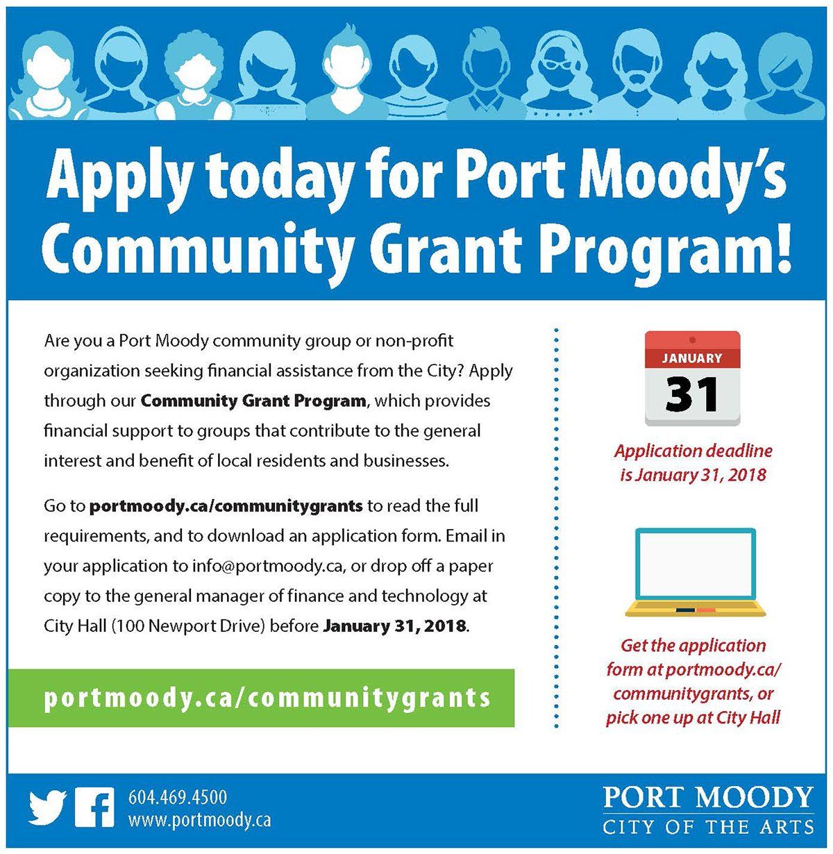 City of Port Moody on Twitter: