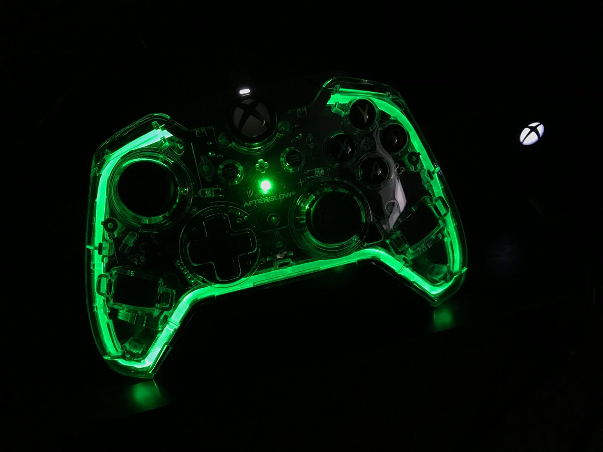 afterglow xbox one controller driver windows 8