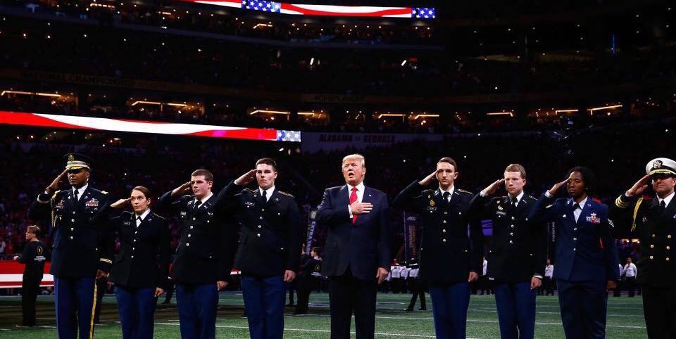 RT @JackPosobiec: Commander in Chief https://t.co/SaOuAQxYbv