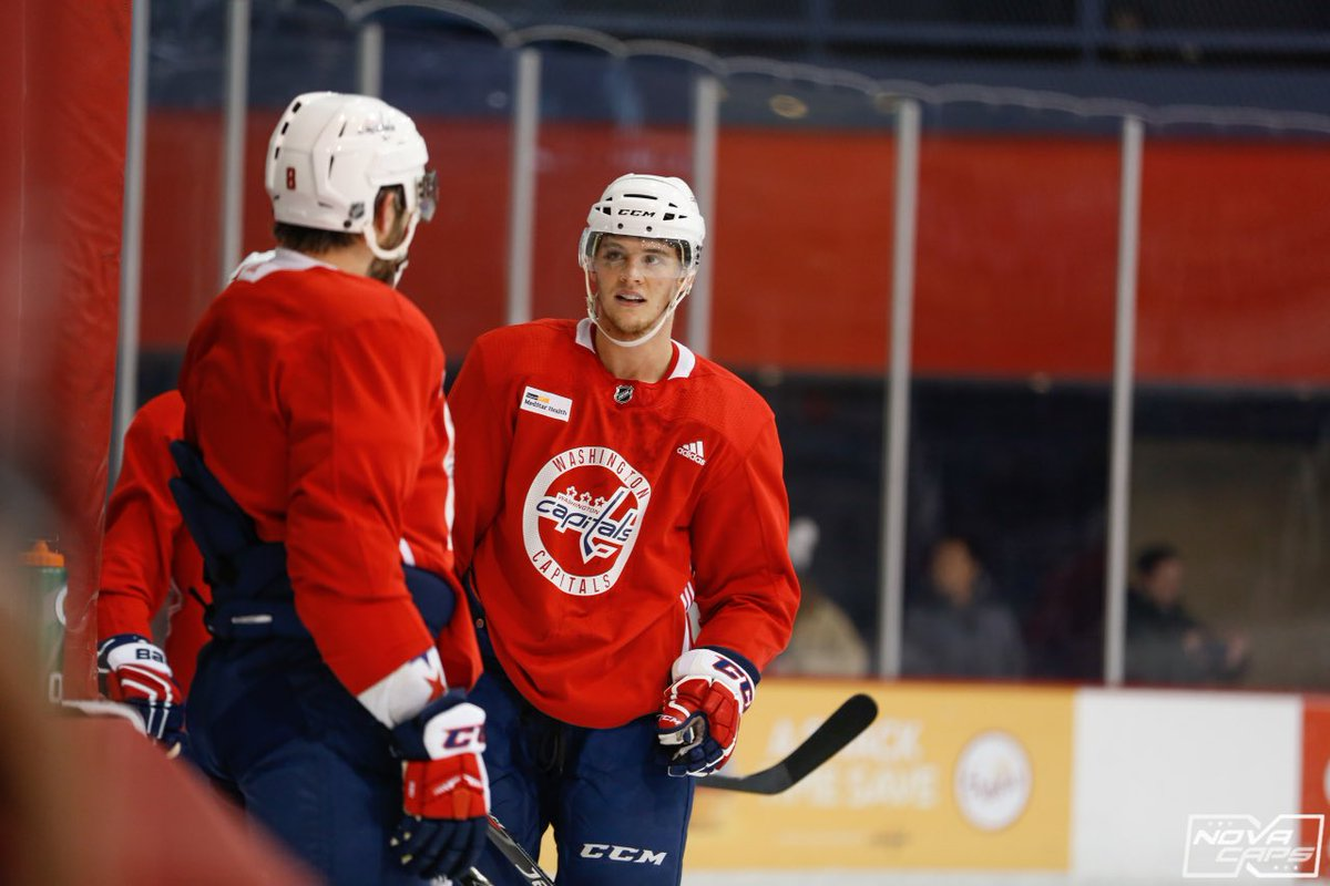 Images from the Washington Capitals Monday Morning Practice at Kettler  Capitals Iceplex (Photos) ... 6af2a418a634