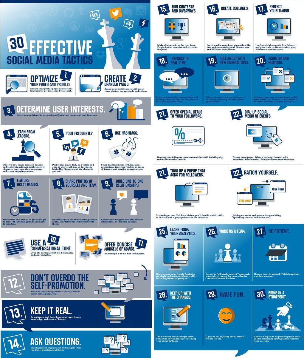 30 Effective Social media Tactics #digitalmarketing #contentmarketing #makeyourownlane #Defstar5 #Mpgvip #Internet #yemirise #internetmarketing #SEO #smm #seotips #growthhacking #Marketing #SocialMedia  #onlinemarketing #emailmarketing  #startup  #SEO #SMM