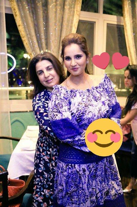Happy birthday to you Farah Khan enjoy birthday party in