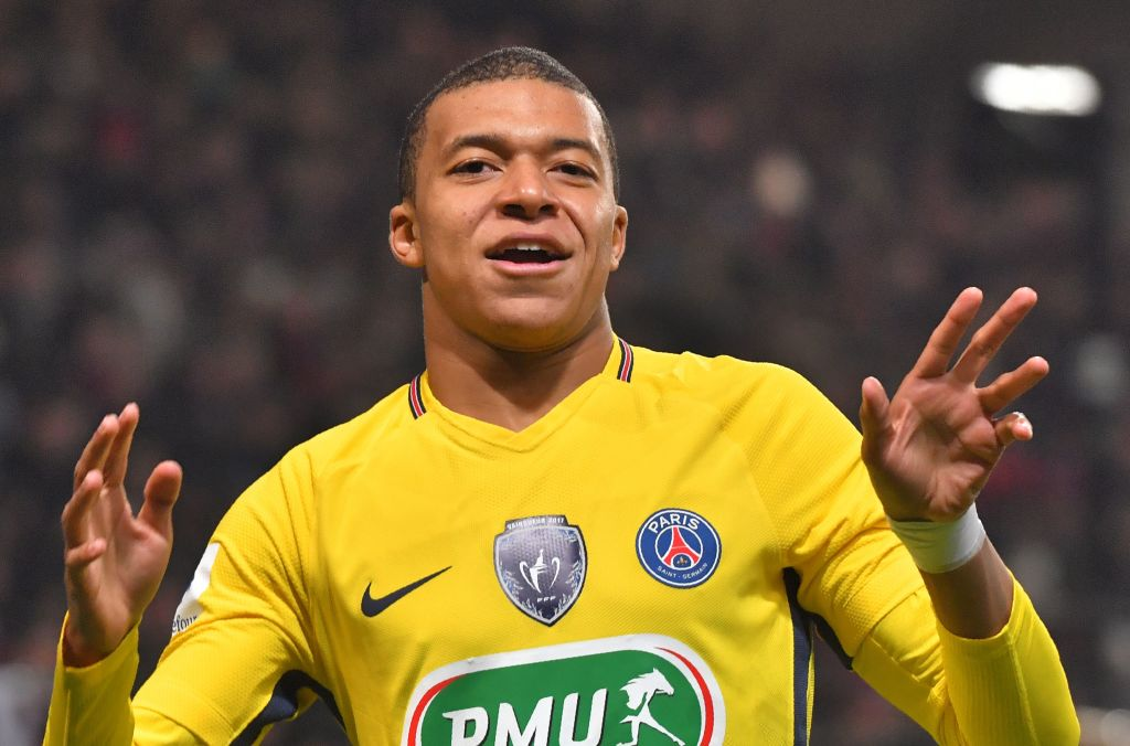 Kylian Mbappe has been directly involved in more goals (16) than any other player under the age of 22 in Europes top 5 Leagues this season: 8 goals ⚽ 8 assists 🅰� Thriving in Paris.