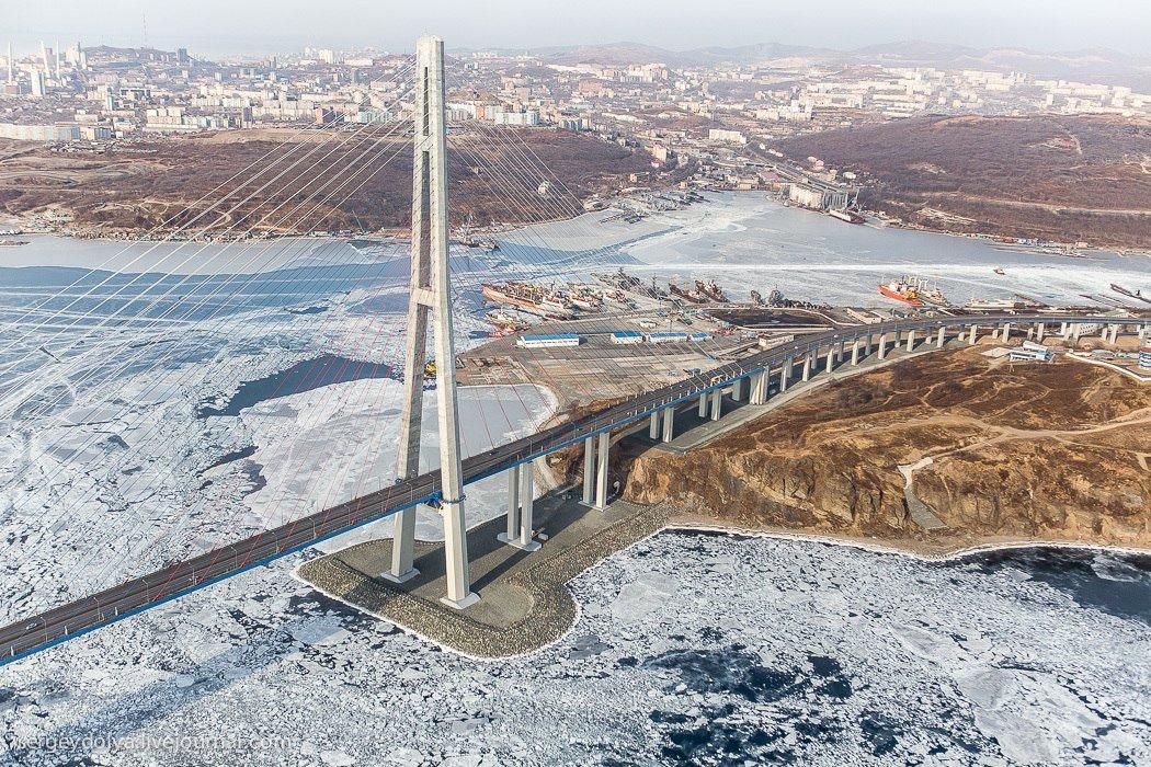 Владивосток фото до и после
