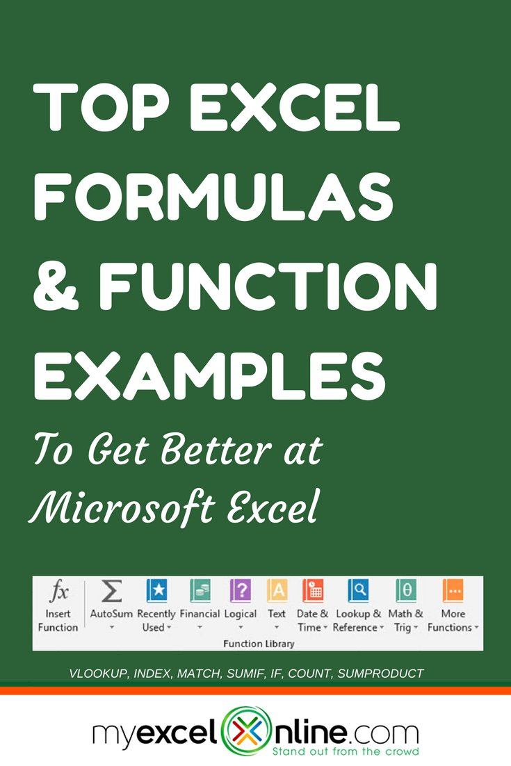MyExcelOnlinecom On Twitter TOP EXCEL FORMULAS FUNCTIONS TO DTFLCPPXUAA1 Zv 950623513735462913 Functions Library For Excel